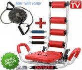 Banco de Abdominales Ab Twister + Body Twist Board