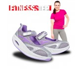 Sandalias Deportivas Fitness Step Classic Mujer