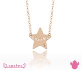 Colgante de oro 24 k estrella