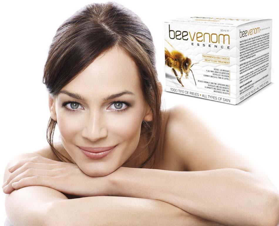 Crema Facial Veneno Abeja, a un precio IRRESISTIBLE en