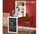 Escritorio Plegable de Pared Foldy Table W