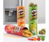 Bote Metálico Pringles