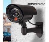 Cámara de Vigilancia Simulada Securitcam X1100