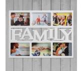 Portafotos Family (6 fotos)