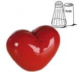 Salero y Pimentero Corazón