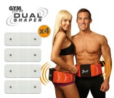 Parches de Recambio Cinturón Gym form Dual Shaper