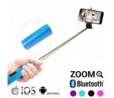 Monopié Bluetooth con Zoom para Selfies