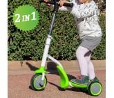 Patinete-Triciclo Boost Scooter Junior 2 en 1 (3 ruedas)