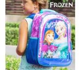 Mochila Escolar Brillante Frozen