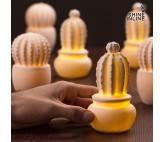 Cactus de Cerámica con LED Shine Inline