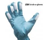 Guantes de Limpieza con Cepillos Scrub-a-Gloves (pack de 2)