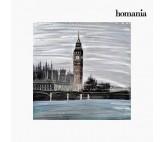 Cuadro Óleo Londres (100 x 100 cm) by Homania