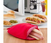 Bolsa para Cocinar Hot Dogs al Microondas Always Fresh Kitchen