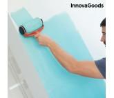 Set de Rodillos para Pintar Recargables Antigoteo InnovaGoods (6 Piezas)