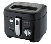 Freidora COMELEC 222386 1800W 2,5 L Negro