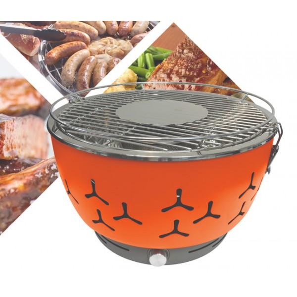 Barbacoa Portatil GO BBQ Fuego&Grill