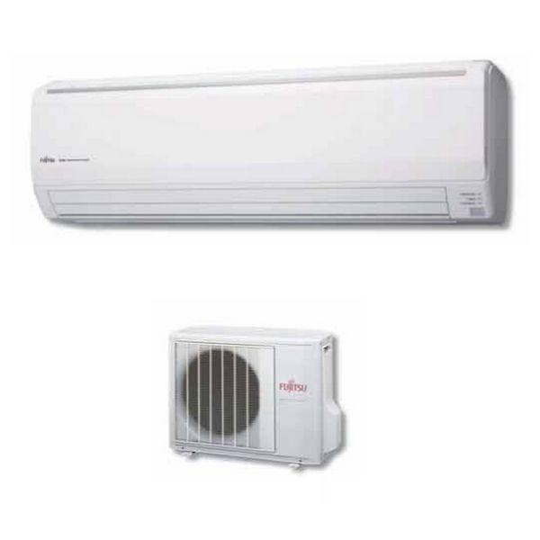 Aire Acondicionado Fujitsu ASY71UILF 10600W A++ Split Inverter 6000FG Blanco Frío + calor