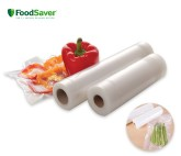 Pack de 2 rollos para envasar al vacío FoodSaver