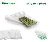 Pack de 32 Bolsas para envasar al vacío FoodSaver (28,4x36cm)
