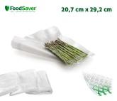 Pack de 48 Bolsas para envasar al vacío FoodSaver (20,7x29,2 cm)