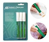 X6 Instant Clean pen. Rotulador quitamanchas