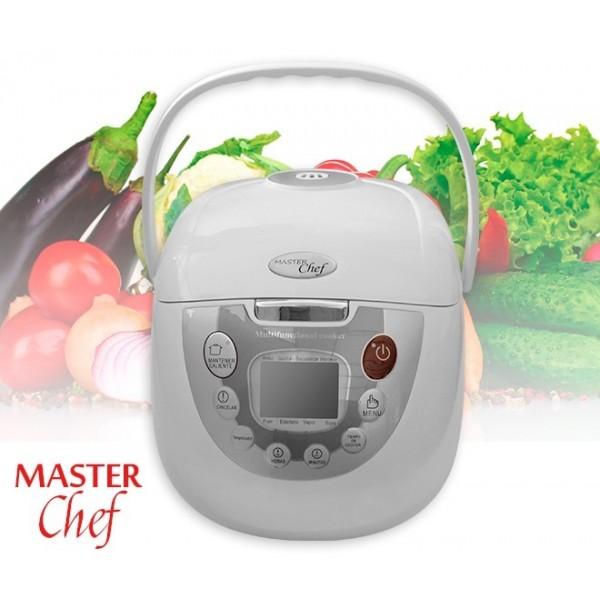 Robot de cocina master chef 5l anunciado en tv en teletiendadirecto al mejor precio - Robot cocina chef o matic ...